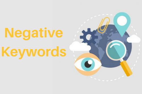Negative-Keywords