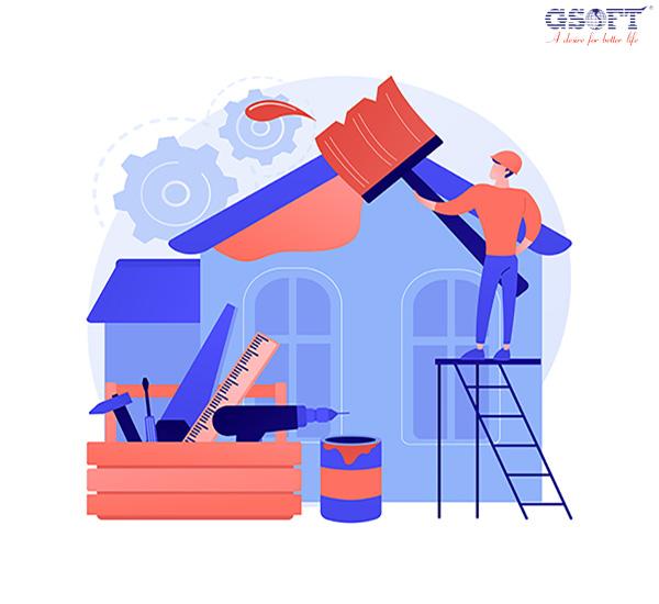 Sửa chữa tài sản