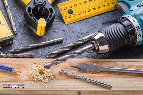 Công cụ dụng cụ được phân bổ theo tính chất